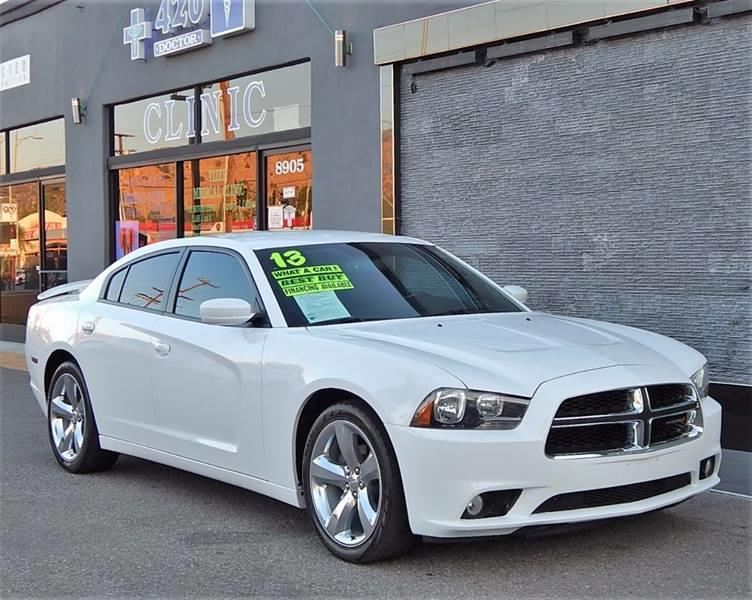 2013 Dodge Charger for sale at Best Deal Motors - Used Cars and Trucks for sale in Sun Valley,  Los Angeles CA