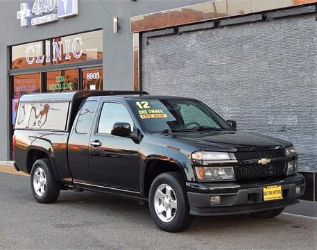 2012 Chevrolet Colorado for sale at Best Deal Motors - Used Cars and Trucks for sale in Sun Valley,  Los Angeles CA