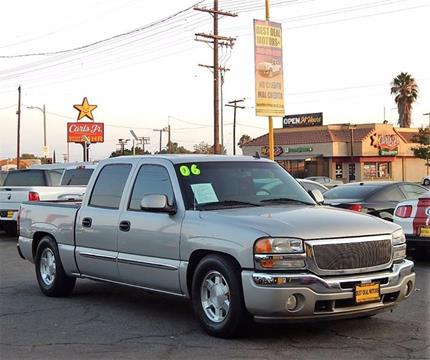 2006 GMC Sierra 1500 for sale at Best Deal Motors - Used Cars and Trucks for sale in Sun Valley,  Los Angeles CA