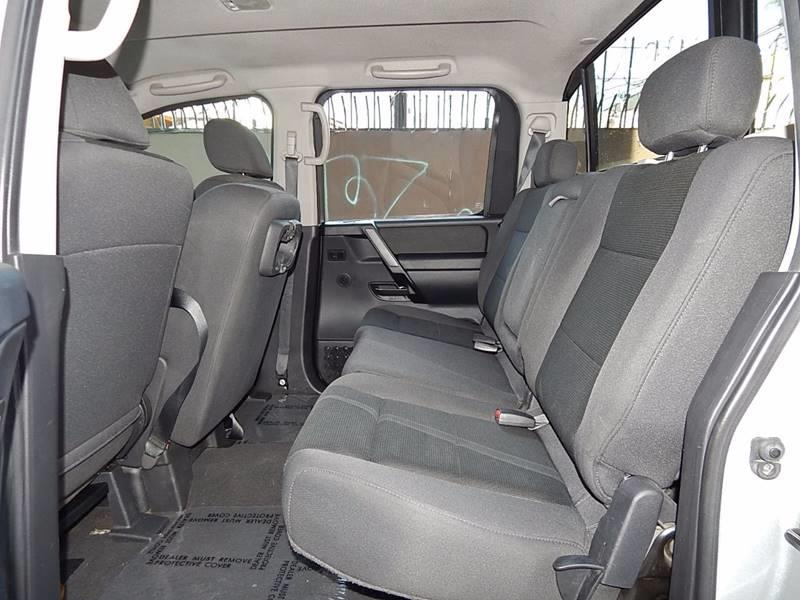 2009 Nissan Titan for sale at Best Deal Motors - Used Cars ,and Trucks for sale in Sun Valley,  Los Angeles CA