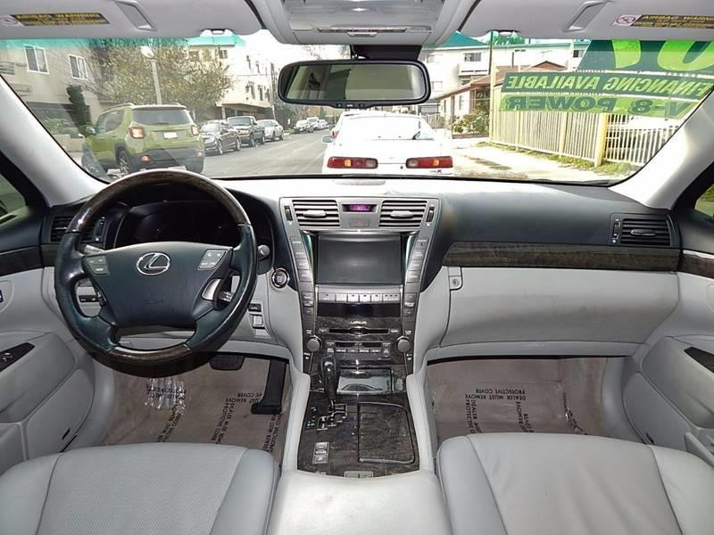 2007 Lexus LS 460 for sale at Best Deal Motors - Used Cars and Trucks for sale in Sun Valley,  Los Angeles CA