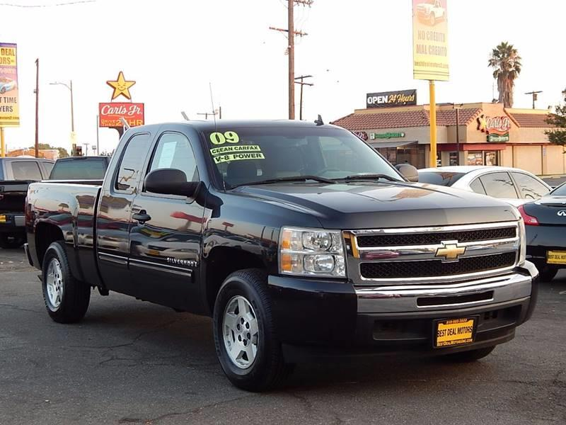 2009 Chevrolet Silverado 1500 for sale at Best Deal Motors - Used Cars ,and Trucks for sale in Sun Valley,  Los Angeles CA