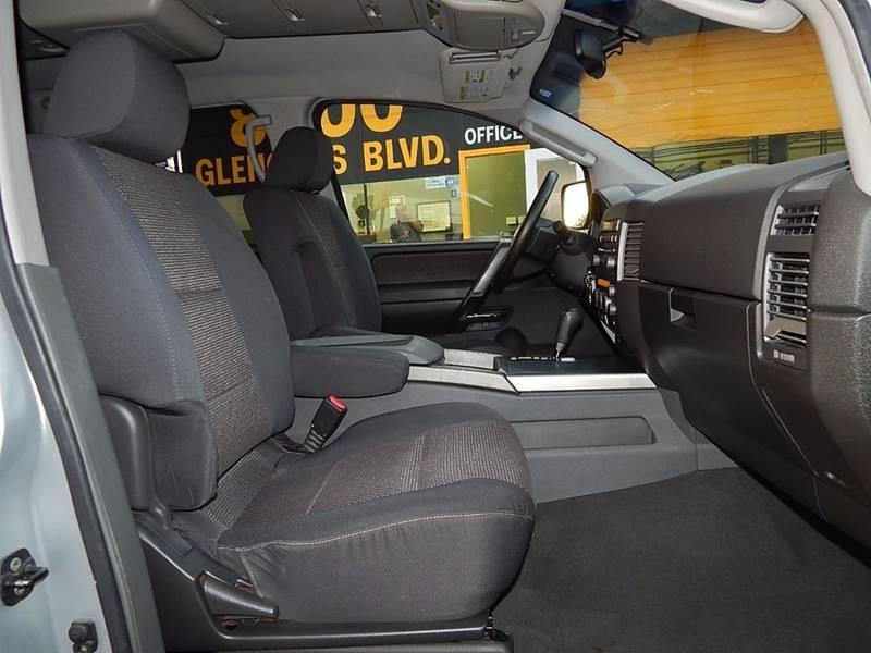 2006 Nissan Armada for sale at Best Deal Motors - Used Cars and Trucks for sale in Sun Valley,  Los Angeles CA