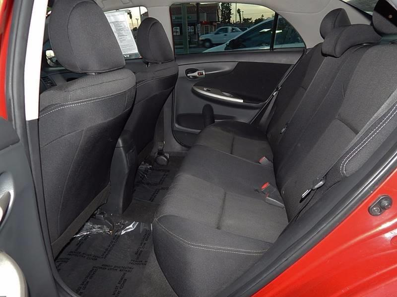 2012 Toyota Corolla for sale at Best Deal Motors - Used Cars ,and Trucks for sale in Sun Valley,  Los Angeles CA