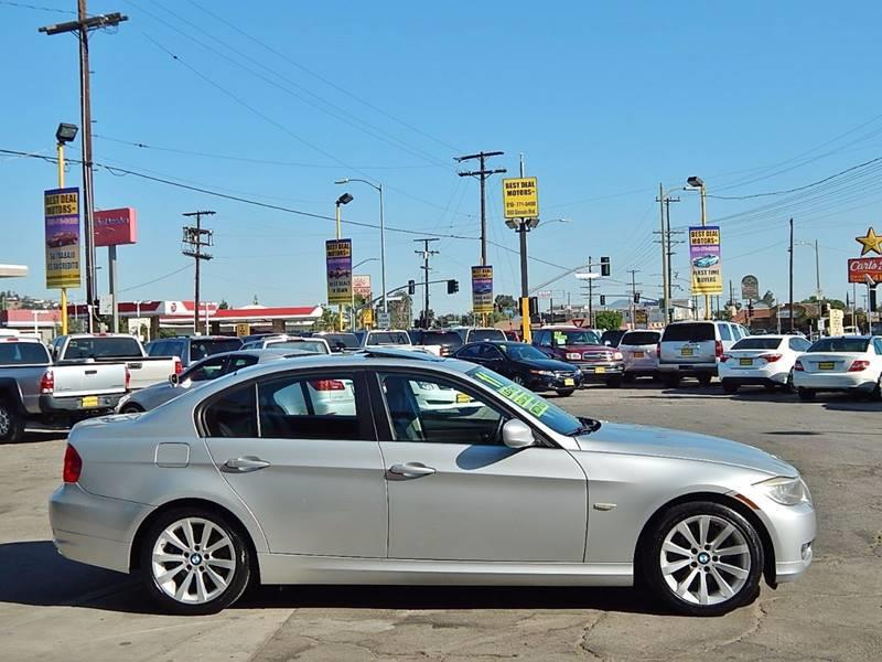 2011 BMW 3 Series for sale at Best Deal Motors - Used Cars ,and Trucks for sale in Sun Valley,  Los Angeles CA