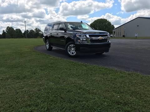2017 Chevrolet Suburban for sale in Pataskala, OH