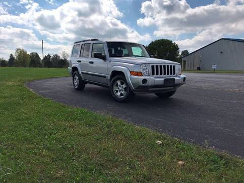 2006 Jeep Commander for sale in Pataskala, OH