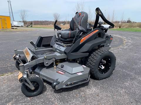 2019 Spartan SRT XD 61