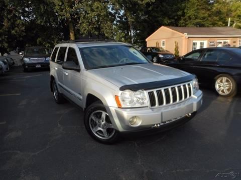 2006 Jeep Grand Cherokee for sale in Lodi, NJ