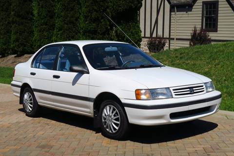 1992 Toyota Tercel for sale in Willoughby, OH