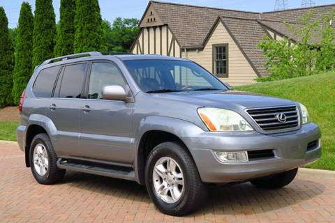 2004 Lexus GX 470 for sale at Car Connection -J in Willoughby OH