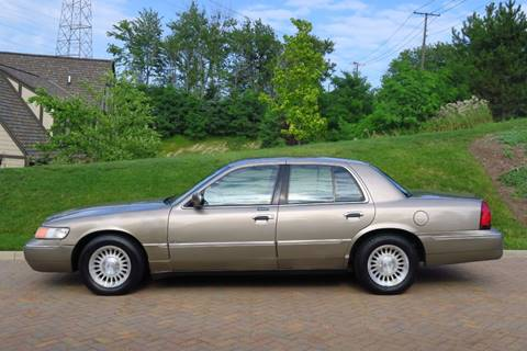 2001 Mercury Grand Marquis for sale at Car Connection in Willoughby OH