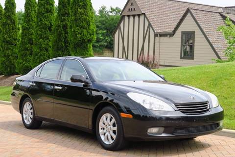 2004 Lexus ES 330 for sale at Car Connection -J in Willoughby OH