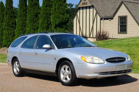 2001 Ford Taurus for sale at Car Connection -J in Willoughby OH