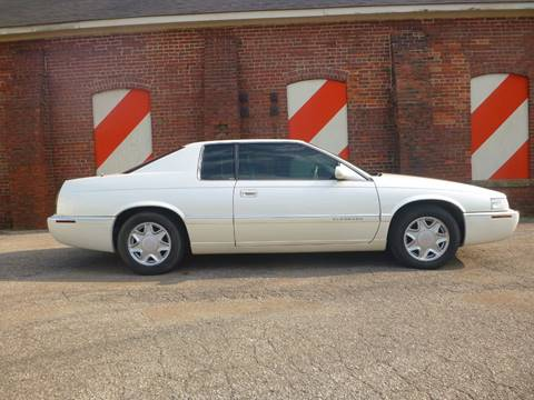 1998 Cadillac Eldorado for sale at Car Connection in Willoughby OH
