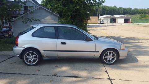1998 Honda Civic for sale at Car Connection -J in Willoughby OH