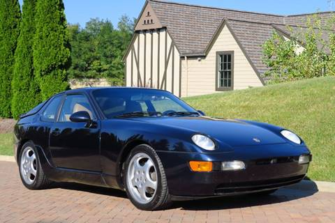 1993 Porsche 968 for sale at Car Connection -J in Willoughby OH