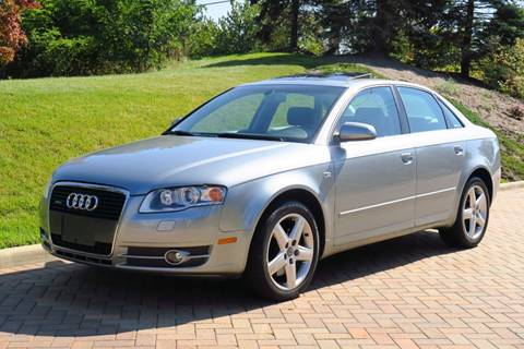 2005 Audi A4 for sale at Car Connection -J in Willoughby OH