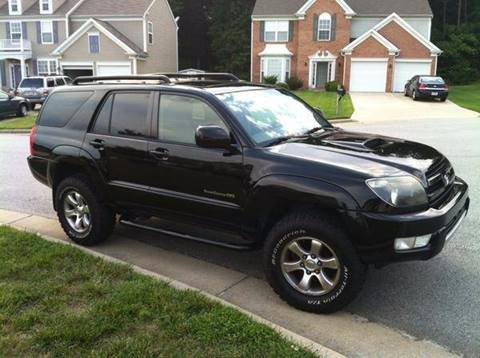2004 Toyota 4Runner for sale at Car Connection -J in Willoughby OH