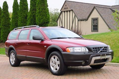 2005 Volvo XC70 for sale at Car Connection -J in Willoughby OH