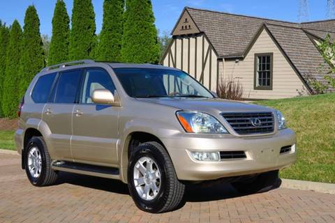 2007 Lexus GX 470 for sale at Car Connection -J in Willoughby OH