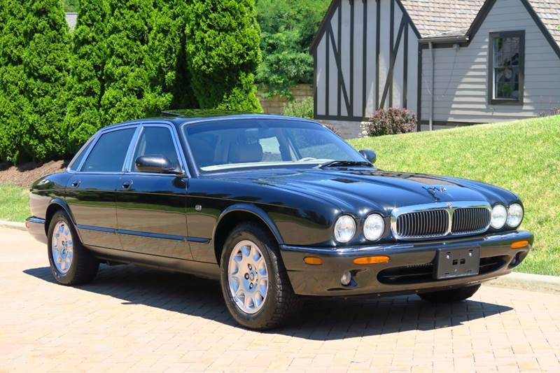 2001 Jaguar XJ Series For Sale At NeoClassics   Car Connection  J In  Willoughby