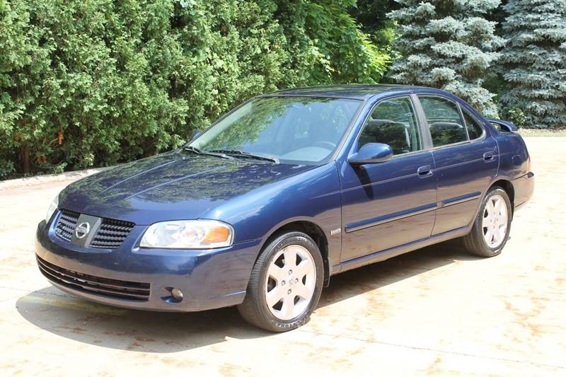 2005 Nissan Sentra For Sale At NeoClassics In Willoughby OH