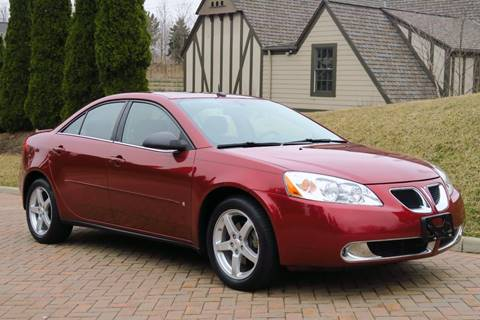 2008 Pontiac G6 for sale in Willoughby, OH
