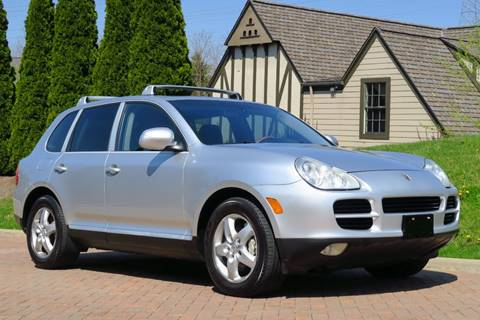2004 Porsche Cayenne for sale in Willoughby, OH