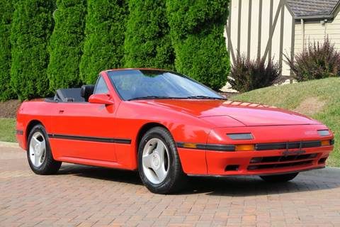 1988 Mazda RX-7 for sale in Willoughby, OH