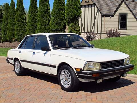 1986 Peugeot 405 for sale in Willoughby, OH