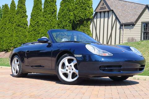 1999 Porsche 911 for sale at Car Connection -J in Willoughby OH