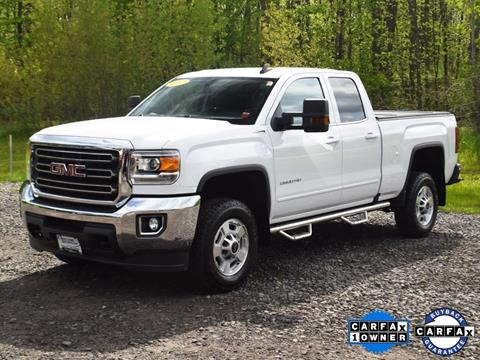 2017 GMC Sierra 2500HD for sale in Wolcott, NY