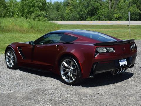 2019 Chevrolet Corvette for sale in Wolcott, NY