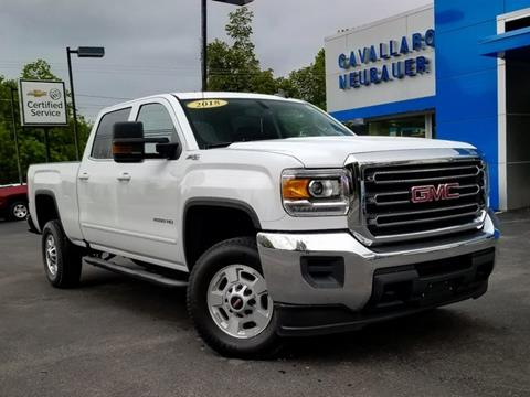 2018 GMC Sierra 2500HD for sale in Wolcott, NY