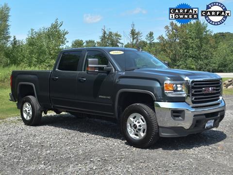 2018 GMC Sierra 2500HD for sale in Wolcott, NY