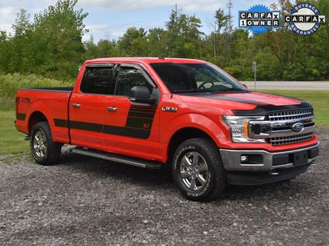 2019 Ford F-150 for sale in Wolcott, NY
