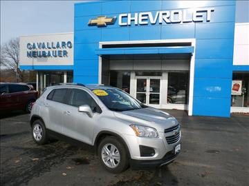 2016 Chevrolet Trax for sale in Wolcott, NY