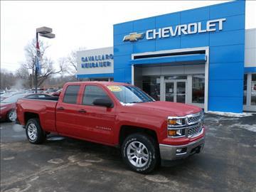 2014 Chevrolet Silverado 1500 for sale in Wolcott, NY