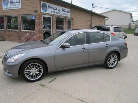 2013 Infiniti G37 Sedan for sale in Owatonna MN