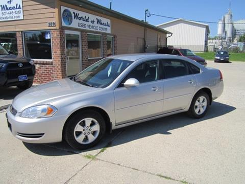 2008 Chevrolet Impala for sale in Owatonna MN