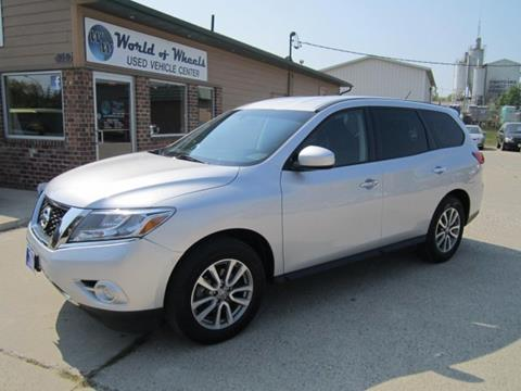 2015 Nissan Pathfinder for sale in Owatonna MN