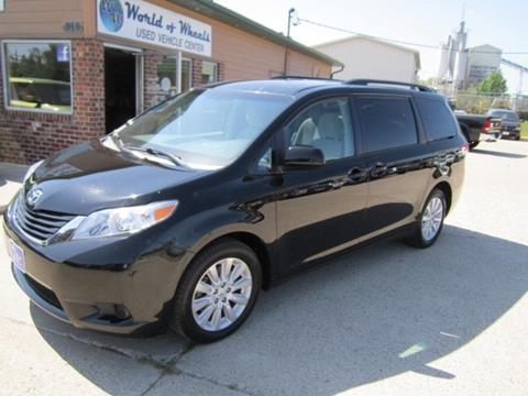 2013 Toyota Sienna for sale in Owatonna MN