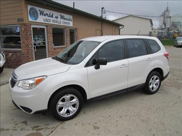 2015 Subaru Forester for sale in Owatonna, MN