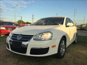 2008 Volkswagen Jetta for sale in Dallas, TX