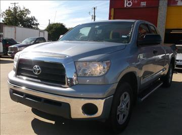 2008 Toyota Tundra for sale in Dallas, TX