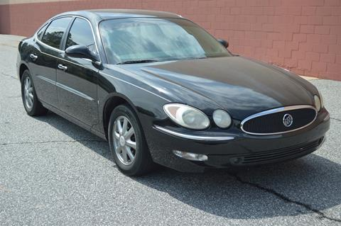 2009 Buick LaCrosse for sale in Spartanburg, SC