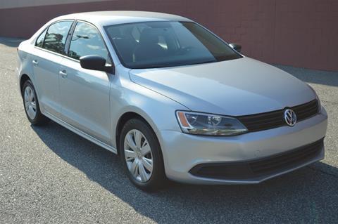 2012 Volkswagen Jetta for sale in Spartanburg, SC