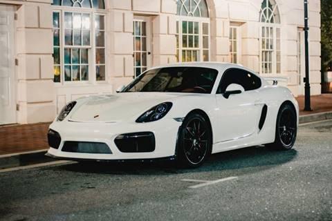 2015 Porsche Cayman for sale in Spartanburg, SC