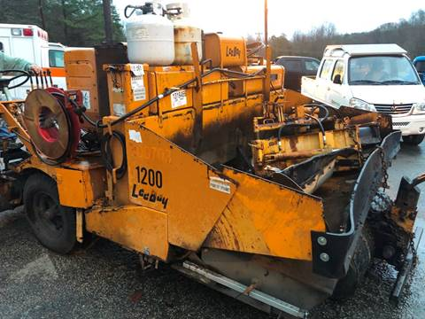2000 LEE BOY 1200 for sale in Parsons, TN